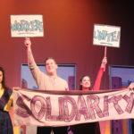 Pushcart Solidarity Banner